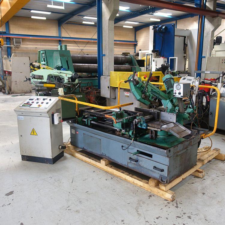 Pedrazzoli . Brown  1996 SAWING MACHINE Semi Automatic