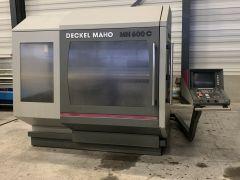 Deckel Maho MH 600C 4 Axis