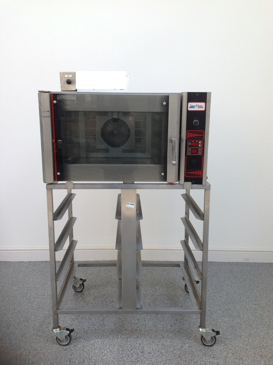 Eurofours Single Bake Off Oven