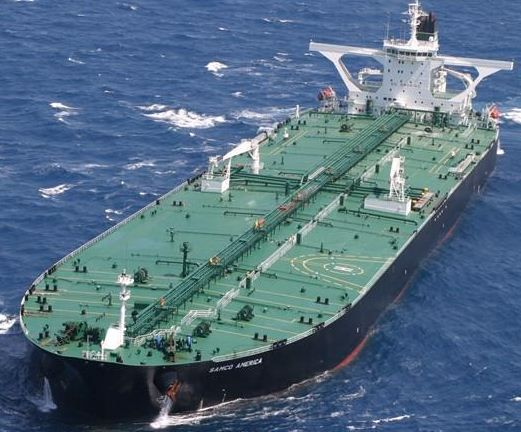 Hyundai Crude Oil Tanker 304996 DWT ON 21.76M Draft