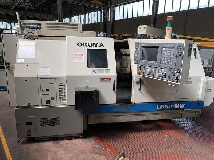 Okuma Cnc OSP 7000 L 4500 rpm LB 15 II-MW 800 4 Axis