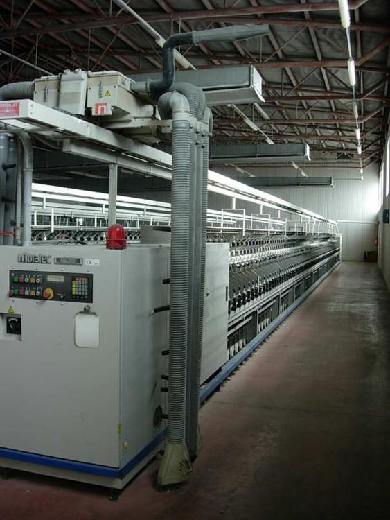 3 Bodega, Muratec 368, BOAC 100/A 2X1 Twister, Assembly Winders