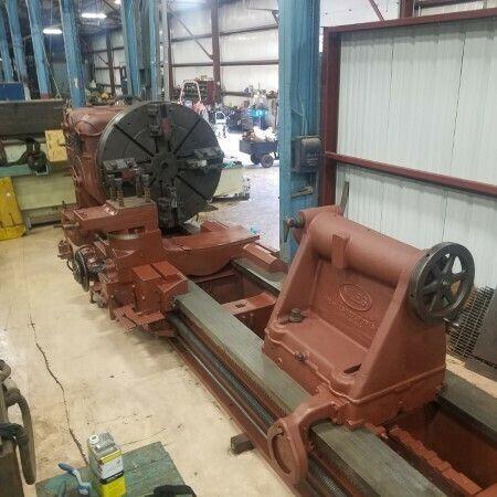 Niles Engine Lathe Variable 60