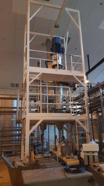 Luwa  LN0200 Evaporator