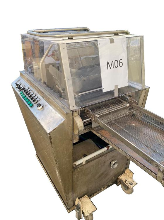 2 Kreuter Lilliput 305 enrober / coating machine