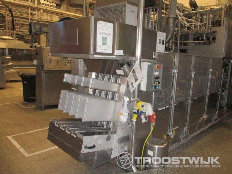 Gasti FM34 Cup filling and closing machine - DE