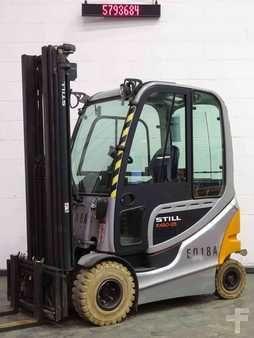 Still RX60-25 2500 kg