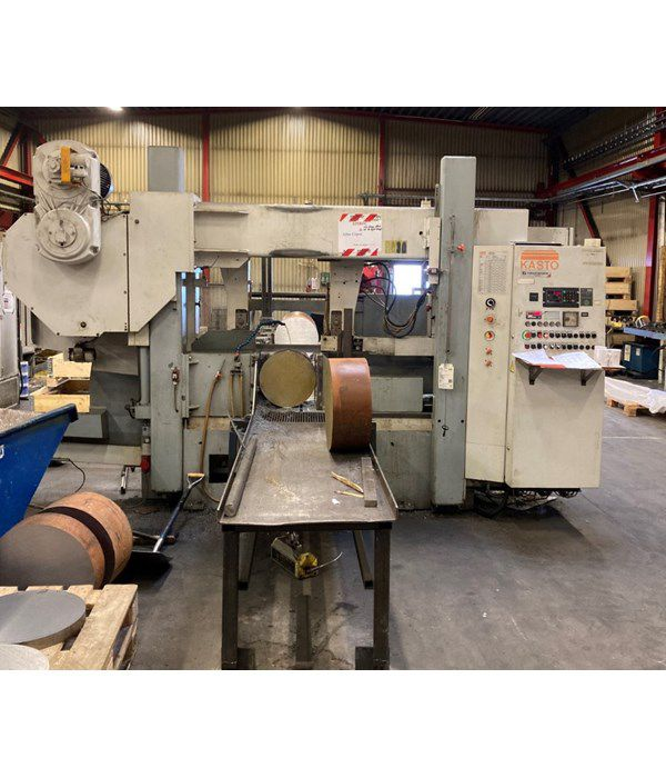 Kasto HBA 660 AU CNC bandsaw Automatic