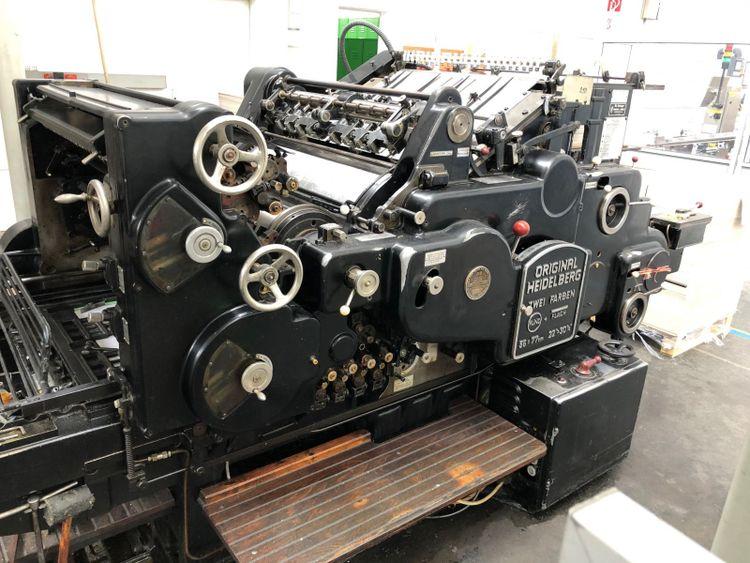 Heidelberg SBGZ Cylinder  570 x 770 mm