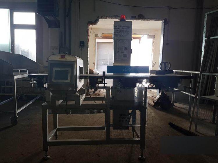 Optima EC metal detector