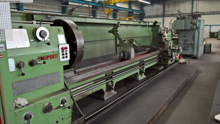 Voest, Weipert Engine Lathe Variable W 901e 1977/99
