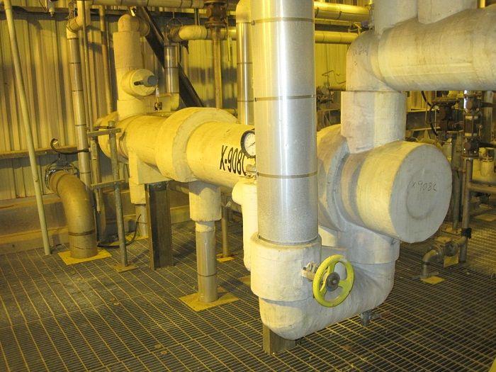 Alabama Shell & Tube Heat Exchanger