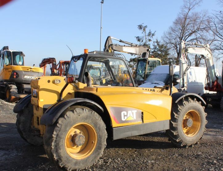 Fuchs TH 220 B Telescopic loader