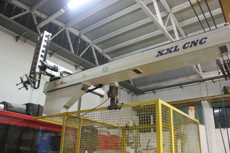 Tecnomatic XXL CNC