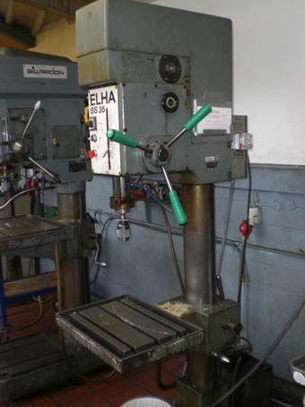 Elha Modell BS 35 SV 1000 rpm