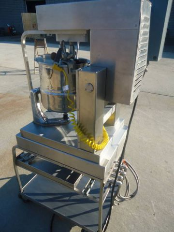 Groen TDC/2/TA-20SP TWIN ACTION JACKETED KETTLE