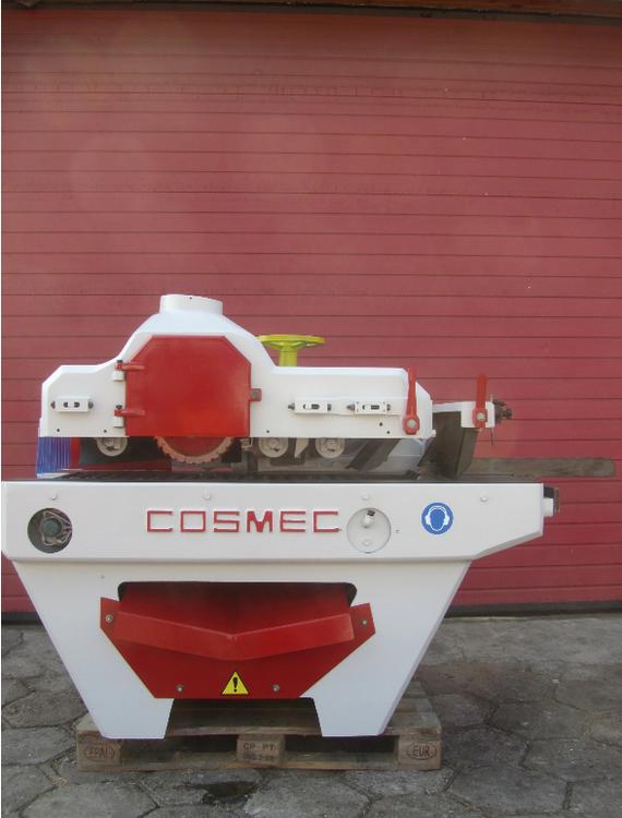 Cosmec Multirip saw