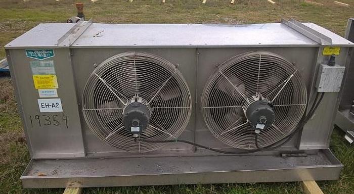 McCormack 72CB64/26CBAI-X-Q-U-LEFT, Coil Superfin Ammonia Evaporator