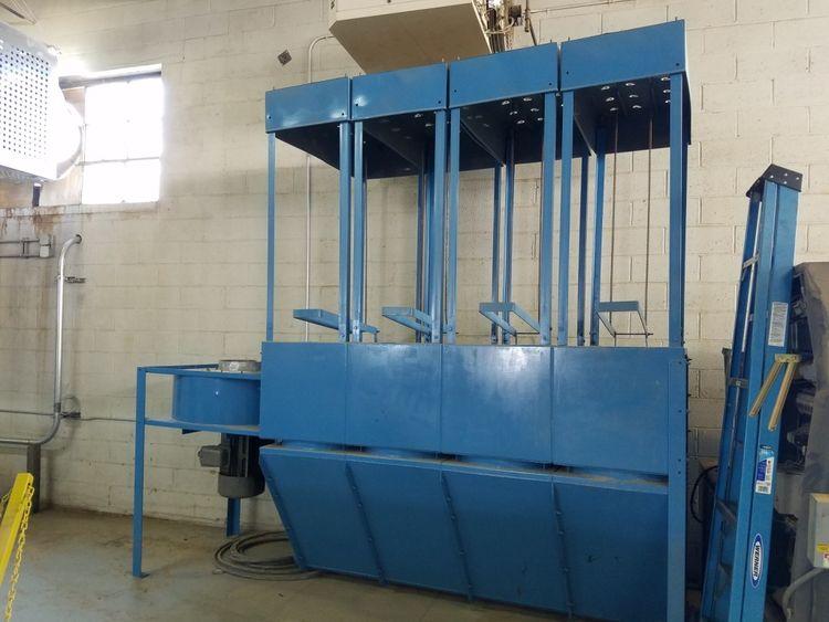 Belfab NBM-OP, Dust collector