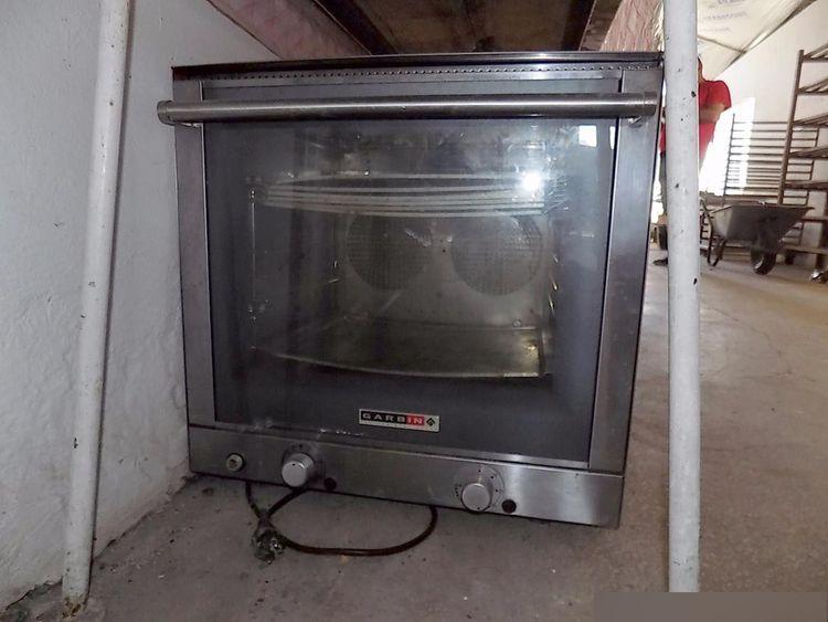 Garbin 43 DX UMI / 83 LI convection oven
