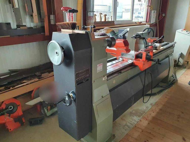 Hapfo AP 7000 H, Turning lathe
