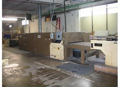 Sakurai SC 102A  Max. 72 x 102 cm Cylinder Screen Printing Press