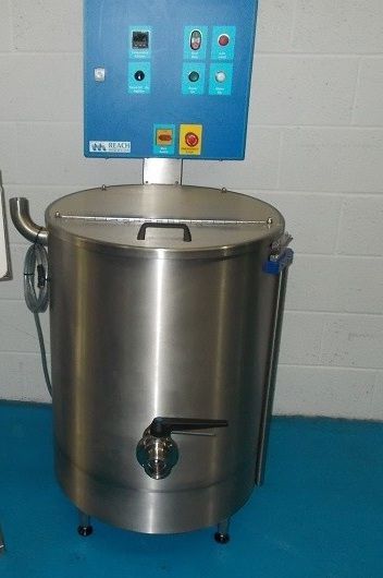 Reach Food Systems 100 kg Melting Tank
