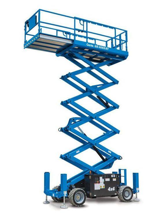 Genie GS 4069 DC 363 kg scissor lift