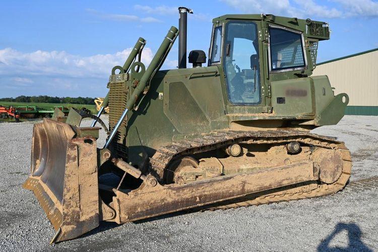 John Deere 850J Track Buldozer