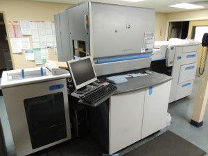 HP, Indigo 5000, DIGITAL PRESS 5