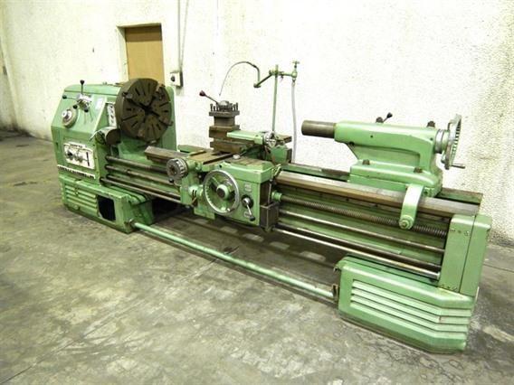 Ernault Engine Lathe 1600 rpm Jupiter 730