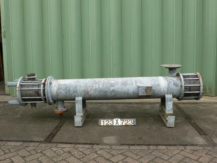 Sigri RS 77-1-3720.3 Heat exchanger