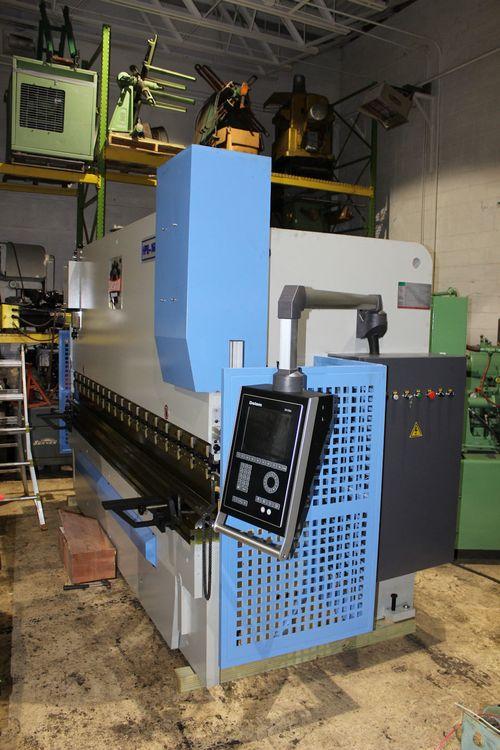 HOSTON  176 TON x 12′ CNC PRESS BRAKE 176 Ton