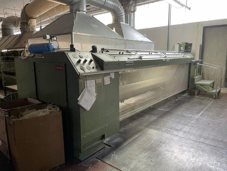 Rotal Sizing Machine 420cm