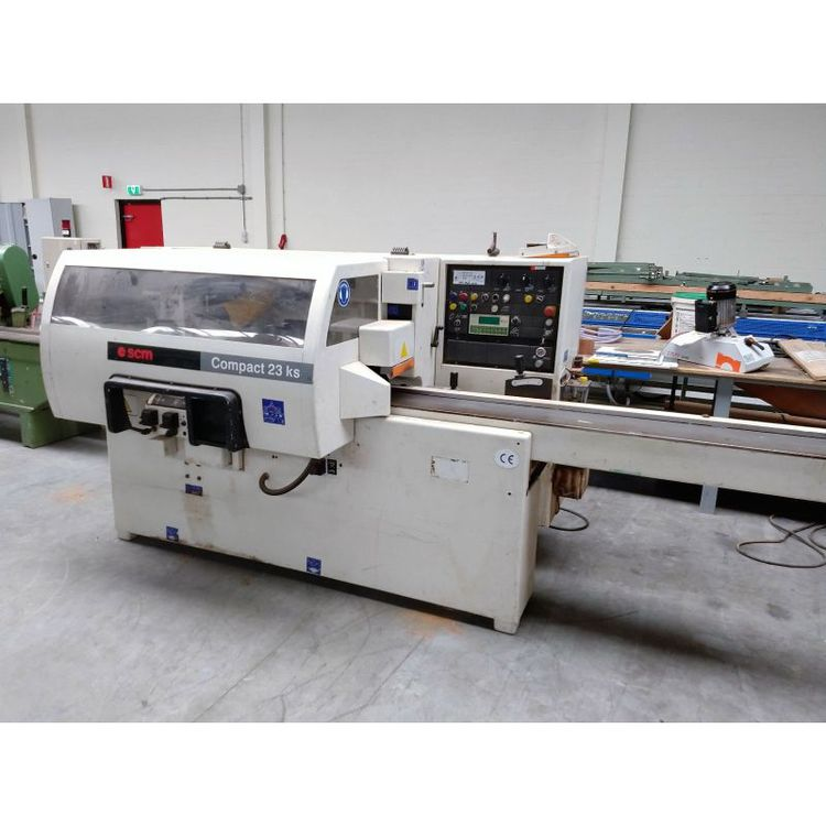 SCM Compact 23 KS, Four-sided planer