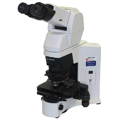 Olympus BX45 with Ergo Head and Plan Objectives