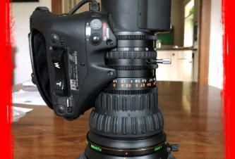 Fujinon XA17x7.6BERM Lens