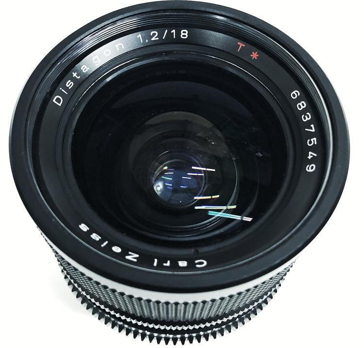 ZEISS SS T1.3 MKI Lens Set