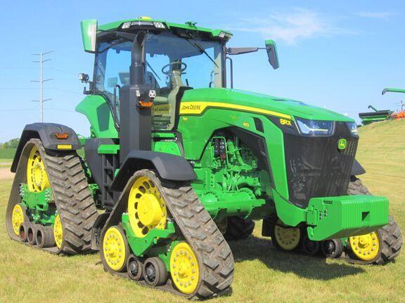 John Deere 8RX 410 Tractor