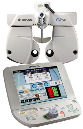 Topcon CV-5000 PC