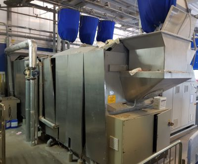Senking P 36-13 Continuous batch washer
