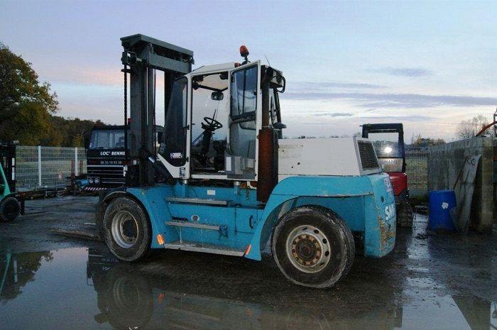 SMV SL12 600 Diesel Forklift 12,000 kg
