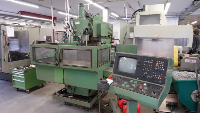 TOS FGS 40/50 CNC VERTICAL Variable