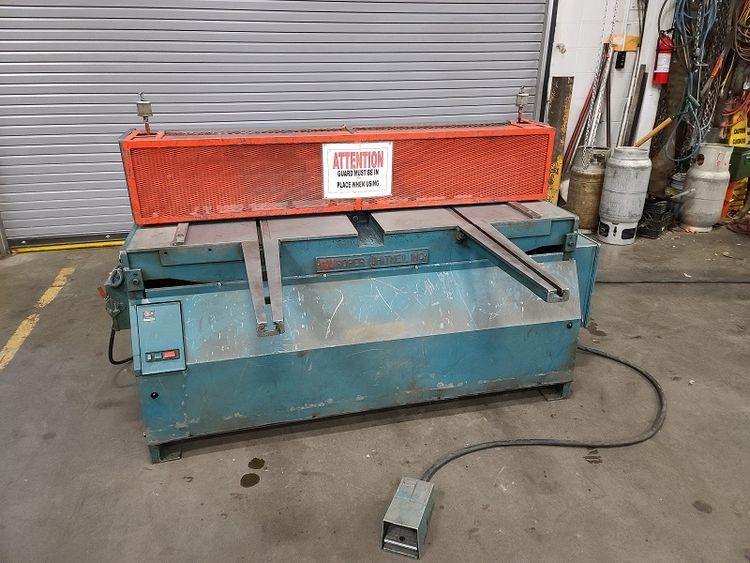 Roper Whitney Mechanical Shear  5212