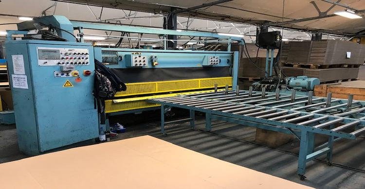 Others BOXMAKER 2500 x 9999mm