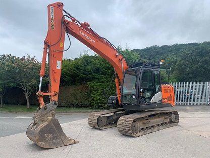 Hitachi ZAXIS 130 LCN-5B Excavator