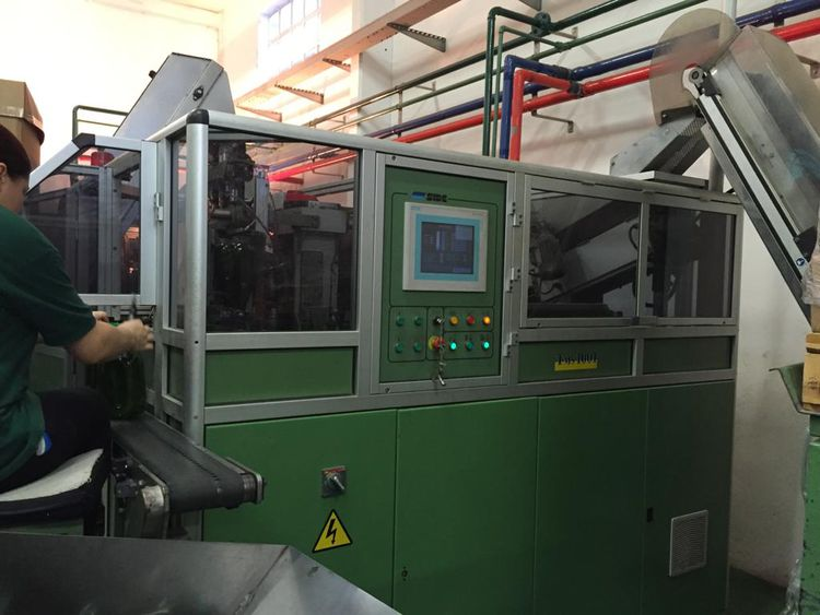 Sidel, TMS 1001 Blow Moulding Machine