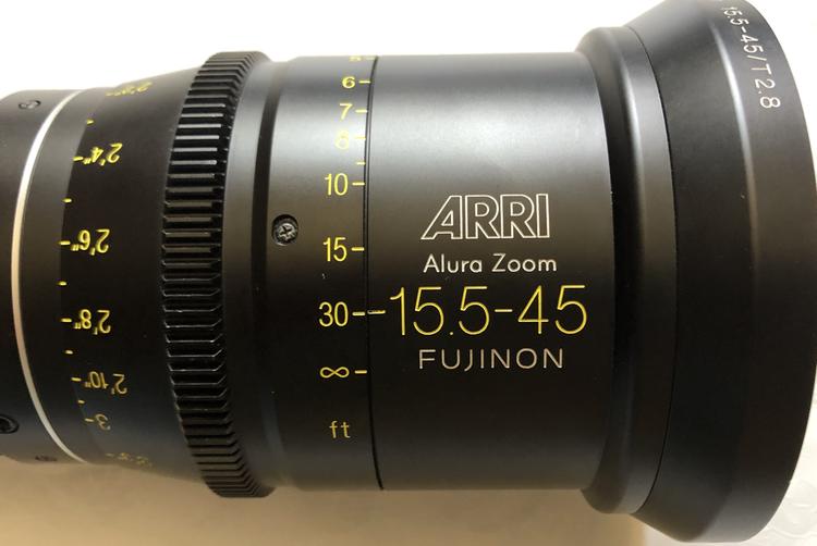 ARRI Alura 15.5-45 Zoom Lens