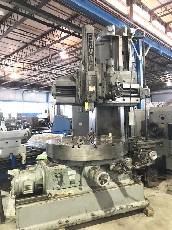 Berthiez 9340 Vertical Boring Mill