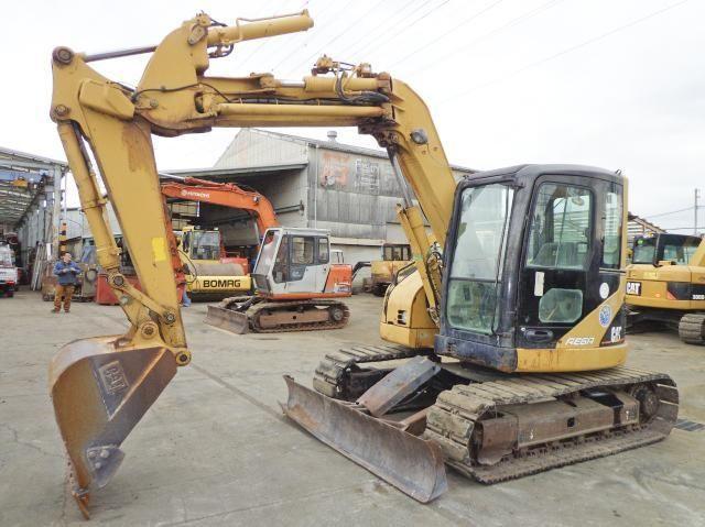 Caterpillar 308CSR Excavator